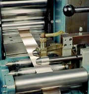 AMETEK Electronic Components and Packaging - Components and Wire Press