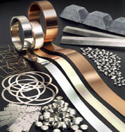 AMETEK Electronic Components and Packaging - Components and Wire Rolled Metal Products