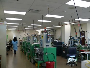 AMETEK Electronic Components and Packaging - Drawing and Annealing