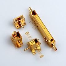 CNC Machined Housings Electronic Packaging AMETEK ECP