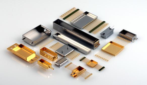 Flatpacks Electronic Packaging AMETEK ECP