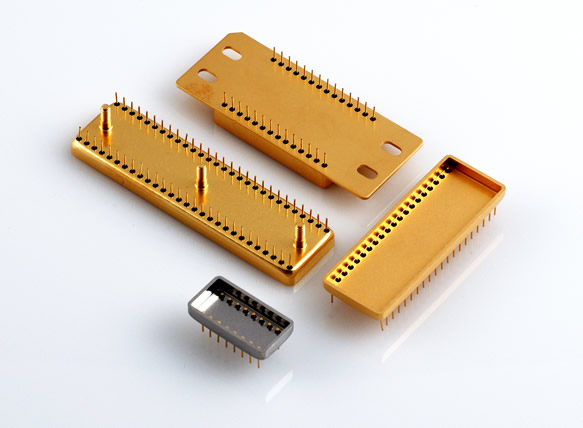Plug-ins Electronic Packaging AMETEK ECP