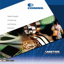 coining brochure
