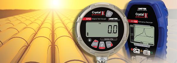Logging Software Hydrostatic Pressure Testing