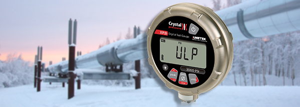 Digital Pressure Gauge Recorder