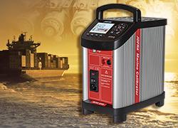 Temperature Calibrator Oil Lubrication System