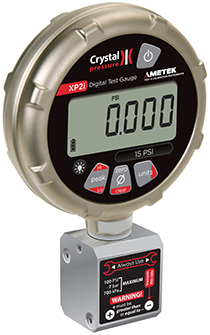 XP2i-DP Differential Pressure Gauge