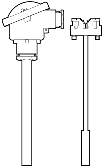 1400 Series Temperature Sensor