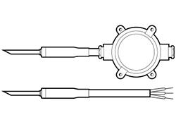 1800-1812 Series Temperature Sensor