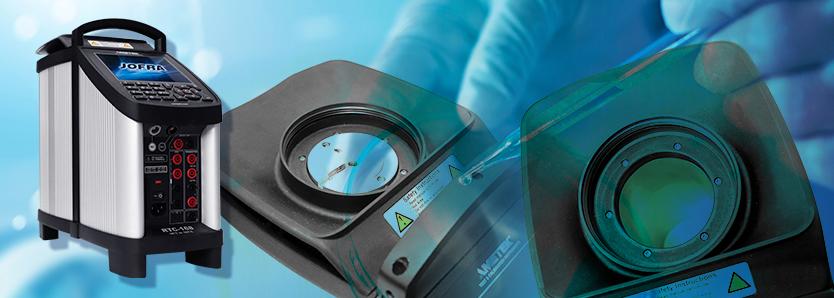 Dry Block Temperature Calibration Liquid Bath Temperature Calibration