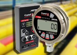 Measure Pressure Record Pressure Distribution Systems