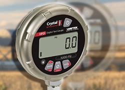 Measure Pressure Record Pressure Gathering Systems