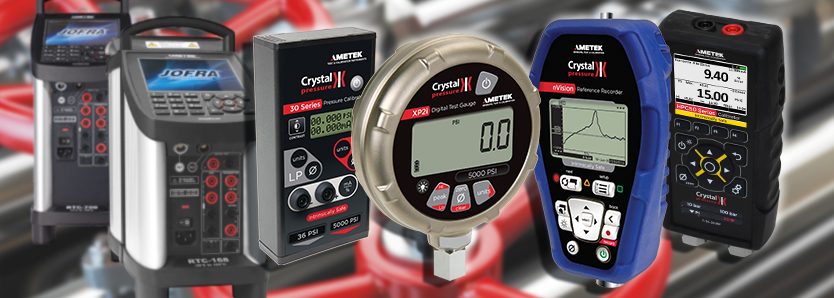 Measure Pressure Record Pressure Gas Reduction Stations