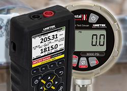Measure Pressure Record Pressure Service Lines
