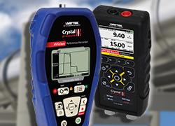 measure pressure record pressure transmission system