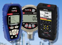 Pressure Calibration Reference Standard
