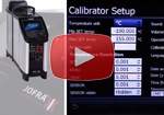 How to Customize the Settings on Jofra RTC Temperature Calibrators