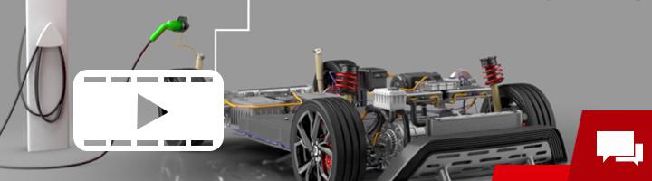 EV testing application video