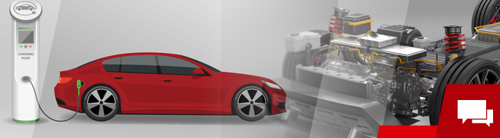 EMC test solutions for Electric Vehicles