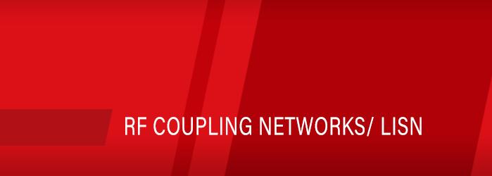 rf coupling networks lisn