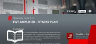TWT Amplifier Fitness Plan