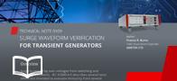 Surge_Waveform Verification for Transient Generators