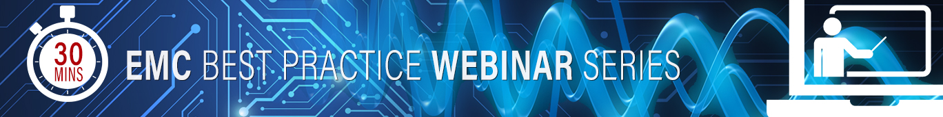 EMC Best Practice Webinar Series