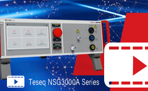 Teseq NSG transient generators
