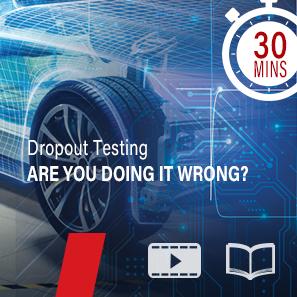 Dropout Testing