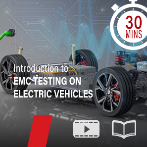 EMC testing on Electric Vehicle