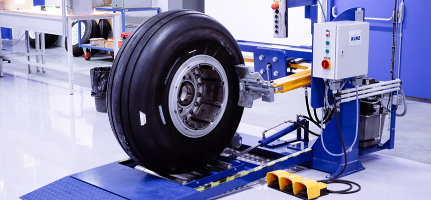 Airbus Selects Antavia AMETEK MRO to Provide Wheel and Brake Maintenance on the Beluga XL_860x400