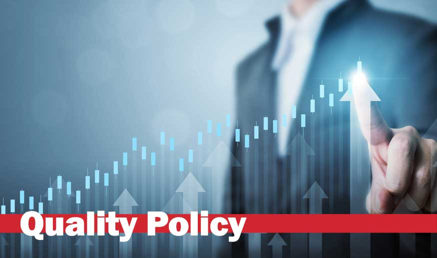 AMETEK PDS Quality Policy