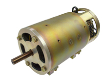 DC Brush Motor