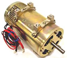DC Brush Electric Motor