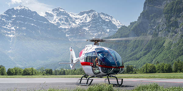 Kopter SH09 Helicopter