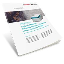 Minerals Containing Fluorspar