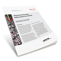 White Paper  Aluminum Recycling Analysis
