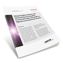 White Paper Mitigating Matrix Effect