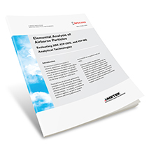 White Paper Analysis of Airborne Particles