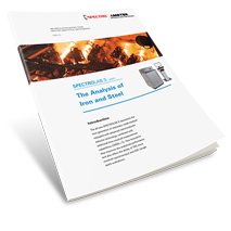 Analysis of Iron and Steel