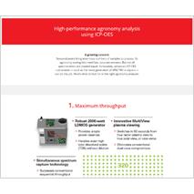 Infographic Agronomy