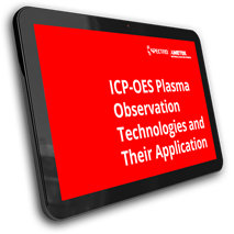 ICP-OES Plasma Observation Technologies and Their Application