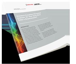 Standard-Compliant Elemental Analysis