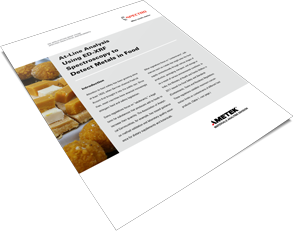 At-Line Analysis Using ED-XRF Spectroscopy to Detect Metals in Food