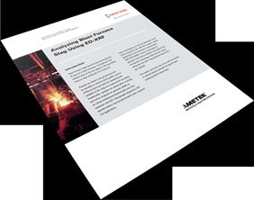Analyzing Blast Furnace Slag Using ED-XRF