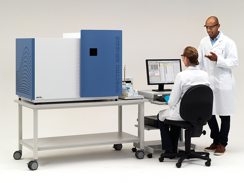 ICP-OES Analyzer SPECTRO GENESIS