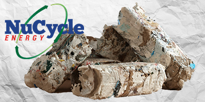 Turning used packaging into alternative fuel