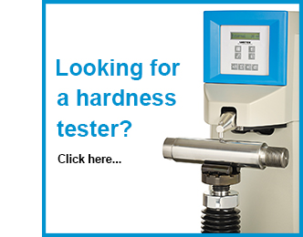 Find our range of hardness testers here