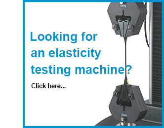 Looking for an elasticity testing machine