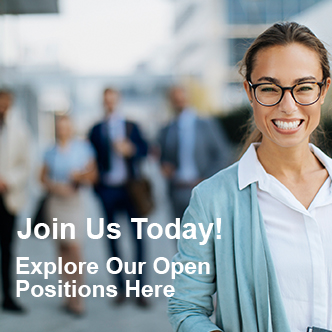 Explore our open positions right here